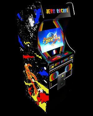 borne arcade Defender Classic