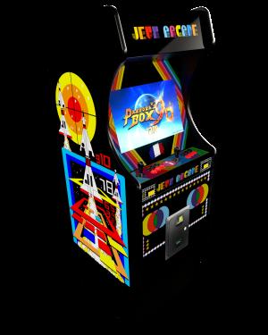 borne arcade Missile Command