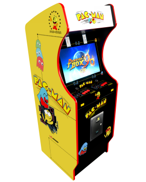 borne arcade Pac-Man