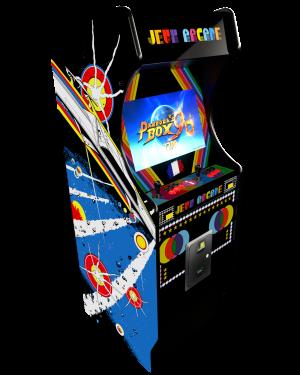 borne arcade Asteroids Retro