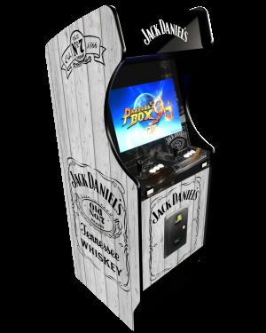 Borne Arcade Jack Daniels