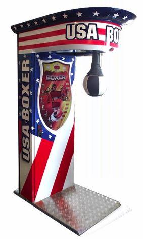 Boxer Forain USA